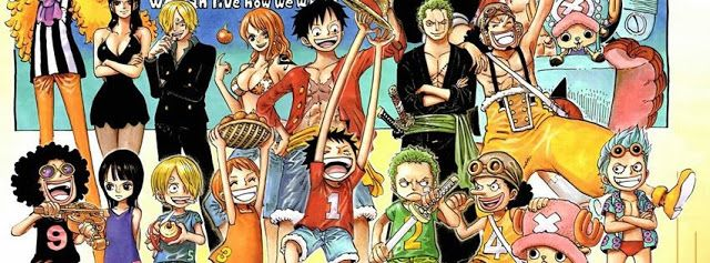 Straw Hats as Kids and Grown ups Facebook cover