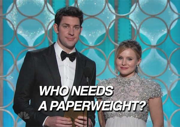 The 70th Annual Golden Globes Were an Embarrassing Joke Obviously But Also Sort of Fun? (PHOTO RECAP)