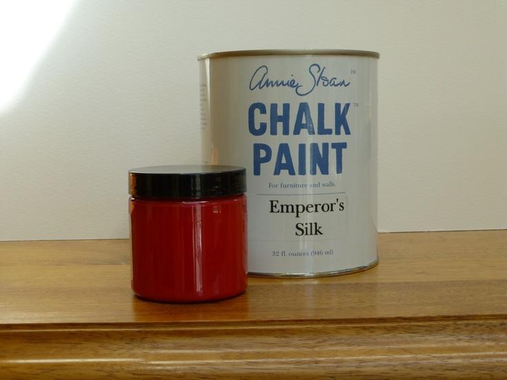 Just Paint VT - Emperor's Silk, $36.95 (http://justpaintvt.mybigcommerce.com/emperors-silk/)