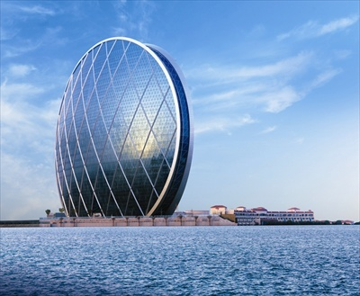 HQ Building - Abu Dhabi: United Arabic Emirates, Building, Offices Spaces, Luxury Travel, Aldar Hq, Abudhabi, Aldar Headquart, Abu Dhabi, Amazing Architecture