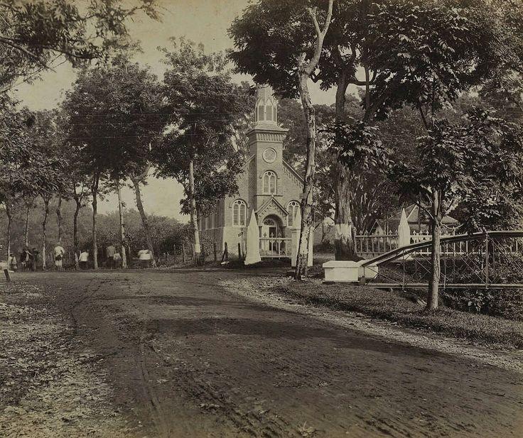 De Protestantse Kerk in Bandung 1880-1908