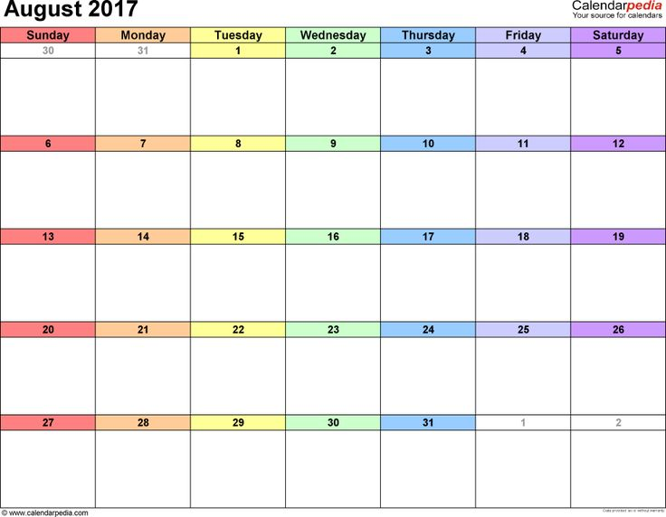 25+ unique 2017 printable calendar word ideas on Pinterest - microsoft word weekly calendar
