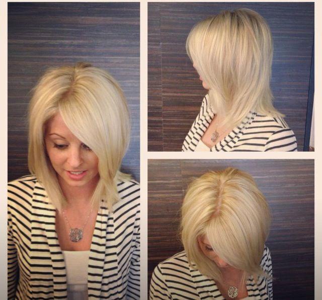 Single Process Blonde 89