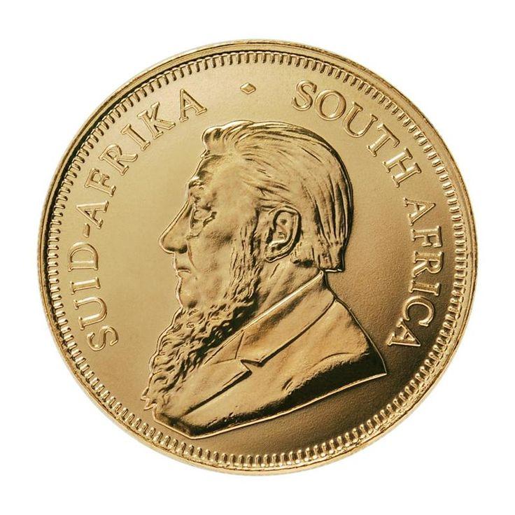 Krugerrands One Troy Ounce Gold Krugerrands