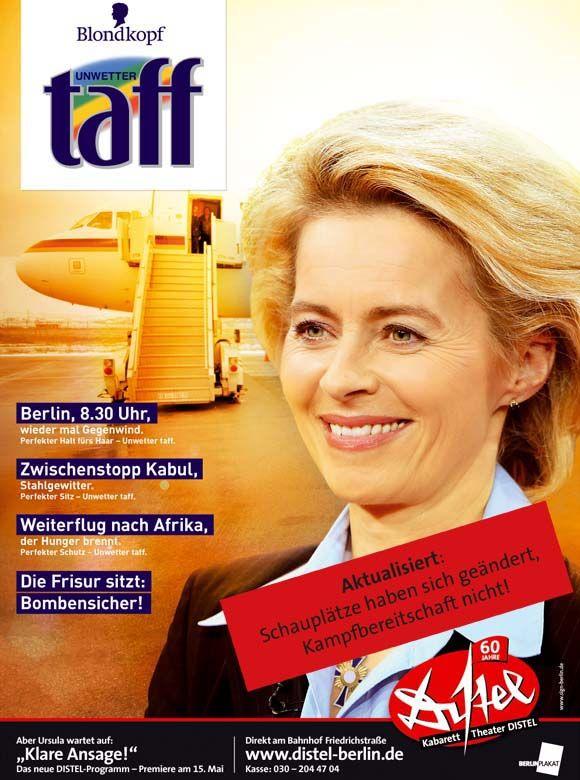 DISTEL in Opposition - Kabarett-Theater DISTEL Berlin