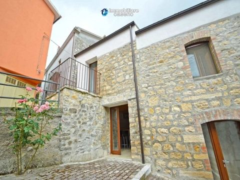 #Renovated #stone #house #forsale in #Molise, #Campobasso   #Village #Tavenna #Italy