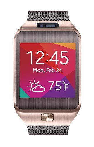 Samsung Gear 2 Smartwatch - Brown Gold Samsung http://smile.amazon.com/dp/B00JBJ3HL0/ref=cm_sw_r_pi_dp_Jon9tb0R7P7WC