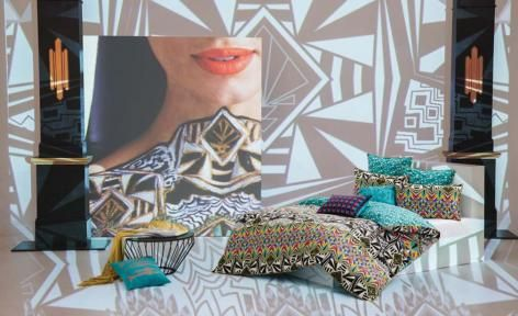 Cleo Quilt Cover Set by KAS Australia
