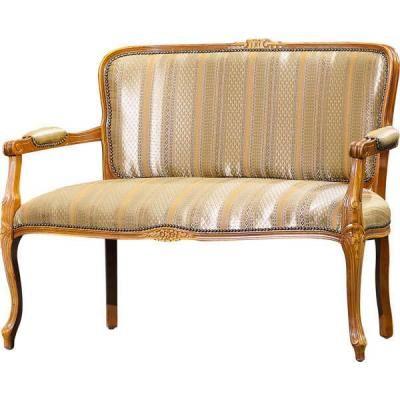 Canapele tapitate lemn modulare horeca cafenea bar pub EVO_249  ieftin promotie Luigi XV clasic