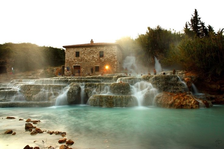 20 amazing European hot springs...I'd love to spend an Autumn (or two) on hot-spring tour in Europe...