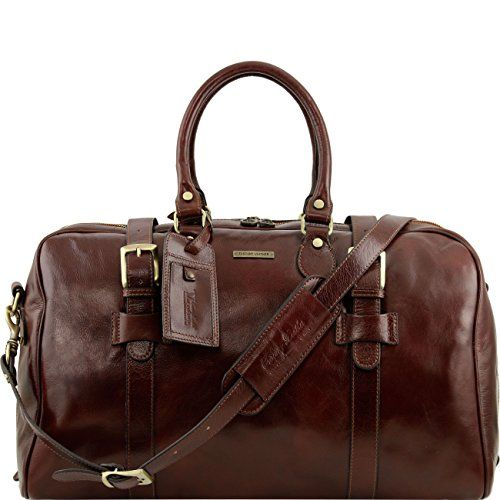 Tuscany Leather TL Voyager - Reisetasche aus Leder mit Schnallen - Gross Braun Tuscany Leather http://www.amazon.de/dp/B00KDQZN4O/ref=cm_sw_r_pi_dp_oTKwub042YN9F