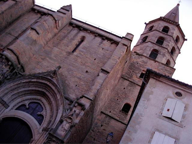 Church, Castelnaudary, France