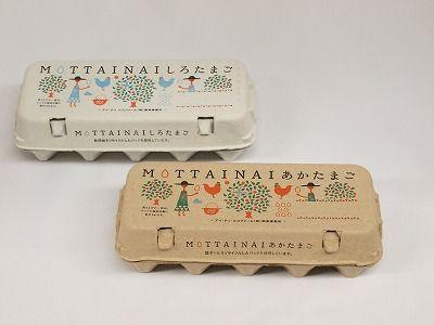 eggs package   Mottainai Tamago