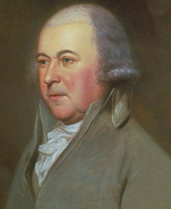 """John Adams: """"Arms in the hands of citizens may be used at individual discretion in private self defense."""""""