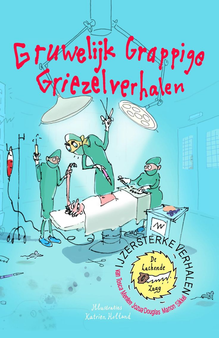 IJzersterke Verhalen - Gruwelijk grappige griezelverhalen (Overige) door Manon Sikkel | Literatuurplein.nl