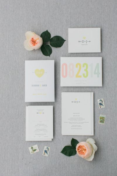 Fun colors: http://www.stylemepretty.com/little-black-book-blog/2015/04/02/rustic-chic-summer-wedding-at-dawn-ranch/ | Photography: Jesse Leake - http://www.jesseleake.com/