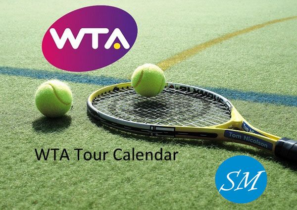 Women's Tennis Association (WTA) organizes tennis events for professional women tennis players. Get full schedule and WTA tour calendar for this year.