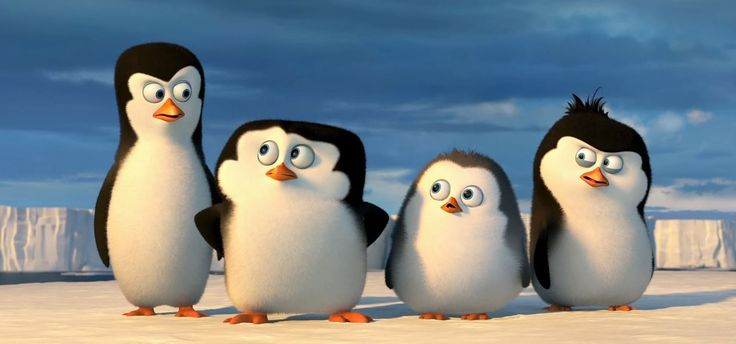 DreamWorks Releases 'The Penguins of Madagascar' Opening ...