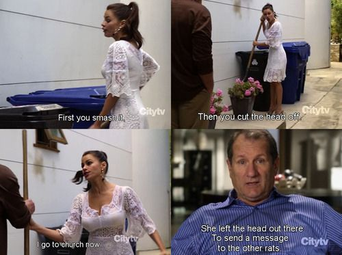 "Sofia Vergara Funny Quotes: Community Post: 20 Life Lessons From ""Modern Family's"