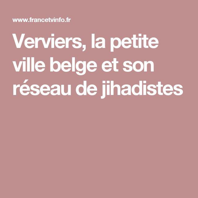 Verviers, la petite ville belge et son réseau de jihadistes