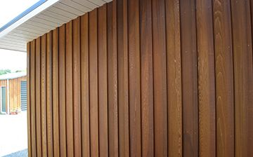 Vertical timber cladding google search exterior landscaping pinterest timber cladding for Wooden cladding for exterior walls