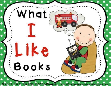 Classroom Freebies Too: Writing About Things I Like