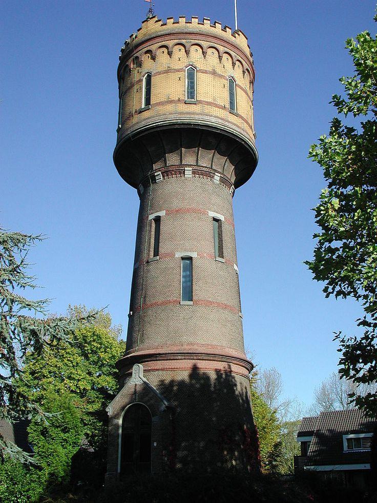 Watertoren (Woerden) - Lijst van watertorens in Nederland - Wikipedia