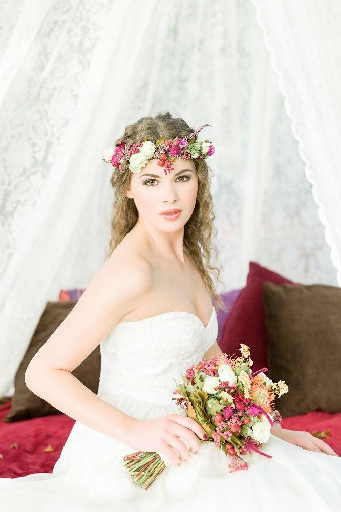 Boho Styled Shoot ~ Hochzeit in Niedersachen ~ Kurpark Bad Nenndorf ~ Rocha Studio