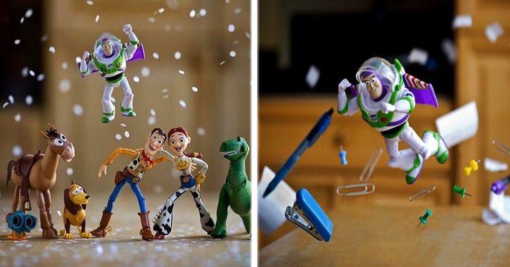 Toy Story es una película infantil de animación por computadora dirigida por John Lasseter, estrenada en 1995 y producida por Walt Disney Pictures y Pixar. Fue el primer largometraje de Pixar, además de la primera cinta animada completamente con efectos digitales en la historia del cine. Esta película animada se convirtió en un completo éxito hasta la fecha.