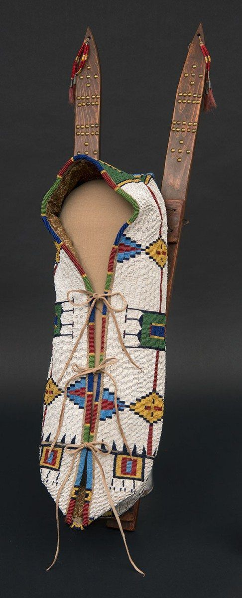 1149 best native american beadwork images on pinterest for Cheyenne tribe arts and crafts