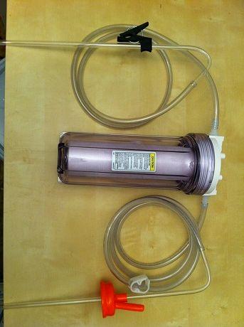 DIY Wine Filtering
