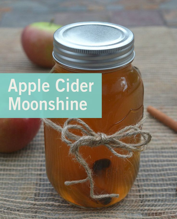 This DIY Apple Cider Moonshine combines all of our favorite fall flavorings. And if you add cute packaging to the easy recipe, you can give them out as simple party favors or gifts to friends.