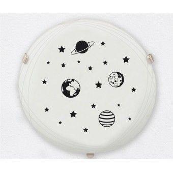Plafoniera - Cosmos : Corpuri de iluminat - ★ http://stickere.net/stickere-creative/Corpuri-de-iluminat/plafoniera-cosmos