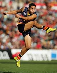 Andrew Mcloed. One of the crows greats. Two Norm Smith and a few best and fairest. Can't get better than that.