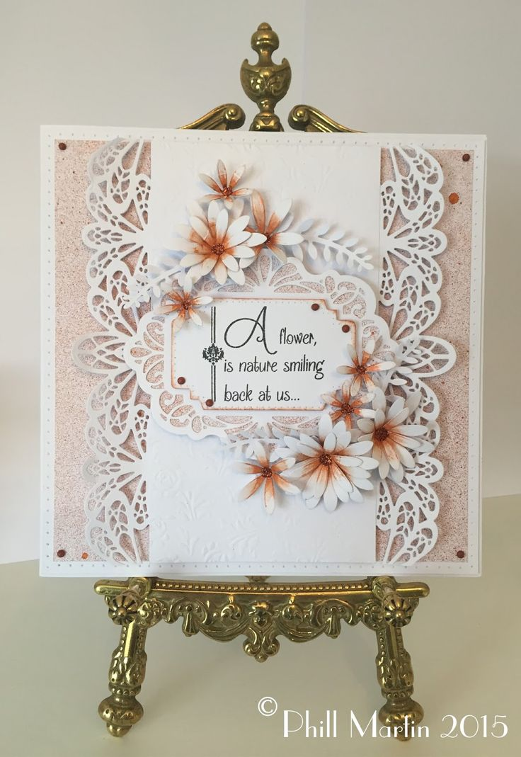 Phills' Crafty Place: It all starts with,... plain white cardstock!
