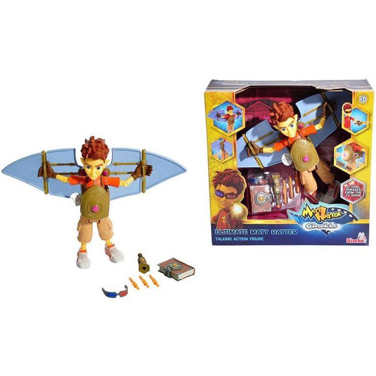 Matt Hatter Chronicles Ultimate Konuşan Işıklı Figür 25 cm  #oyuncak #figür #çocuk #bitirimoyuncak