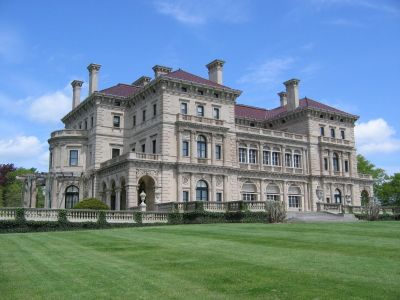 Vanderbilt Mansion, Hyde Park, Hudson River Valley, New York