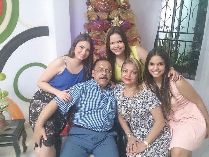 Los amo familia!