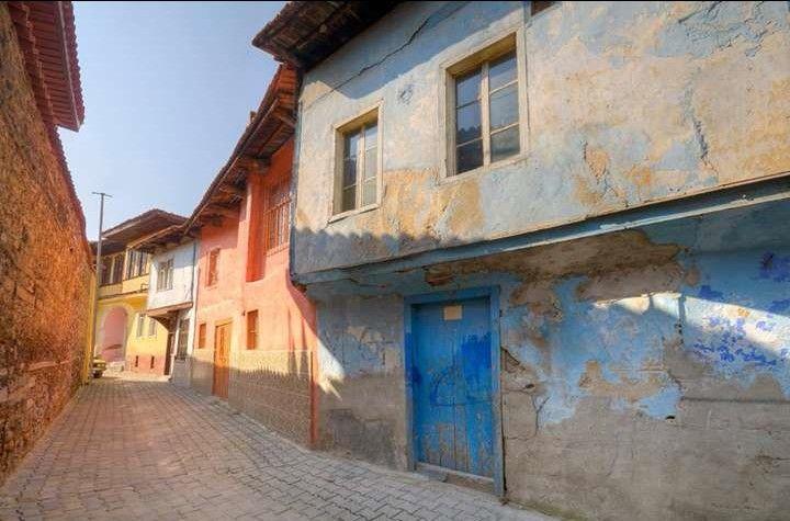 Kula houses-Manisa