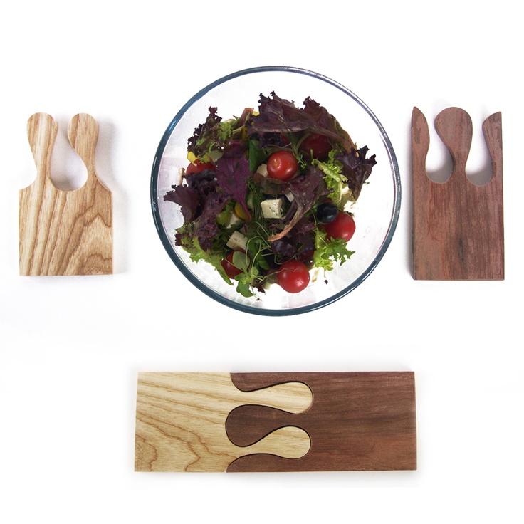 Shake your salad!