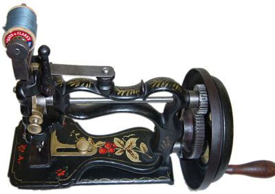 Harry Berzack is a collector of 19th-century and pre-World War II sewing machines. Unlike many collectors in this field, Harry's 500-piece...