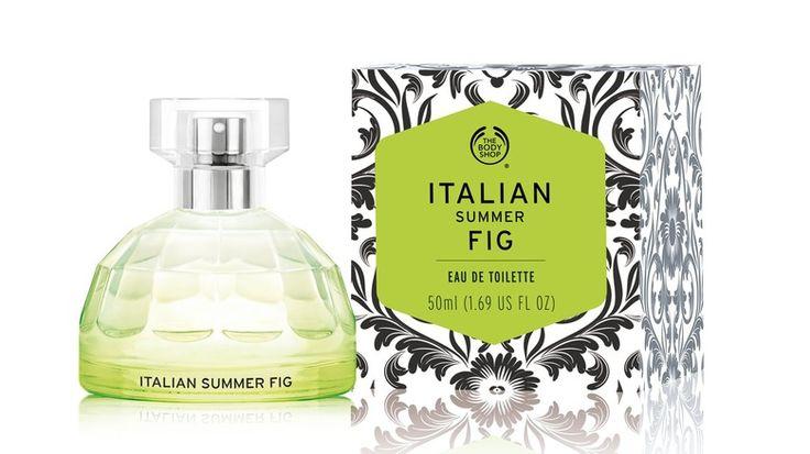 Woda toaletowa Italian Summer Fig The Body Shop