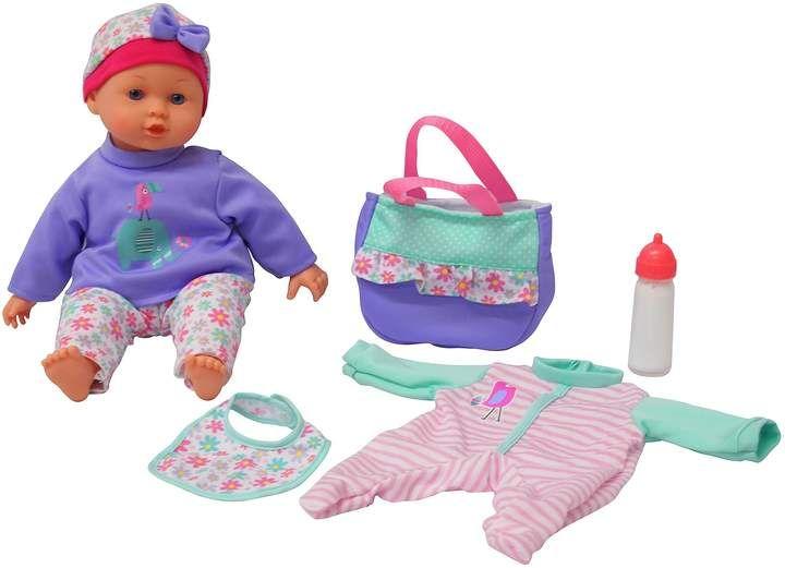 Gi Go Toy Gi Go Toy 5 Piece Baby Doll Gift Set with