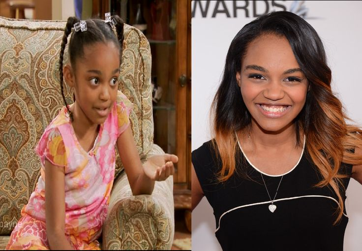 china anne mcclain then and now | China Anne McClain Then and Now who remembers her from the first show