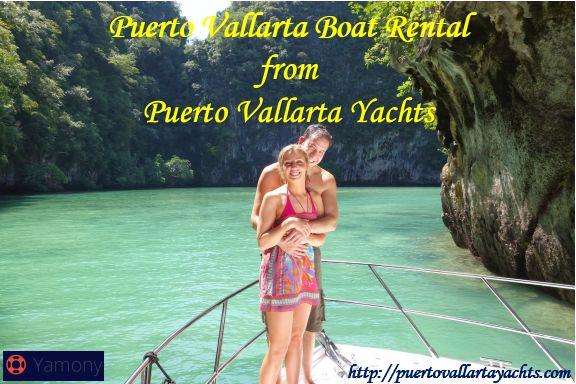 Puerto Vallarta Boat Rental