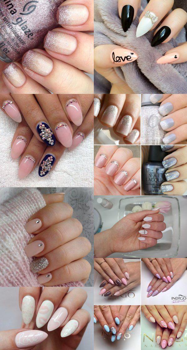 Ślubne paznokcie - PRZEGLĄD!