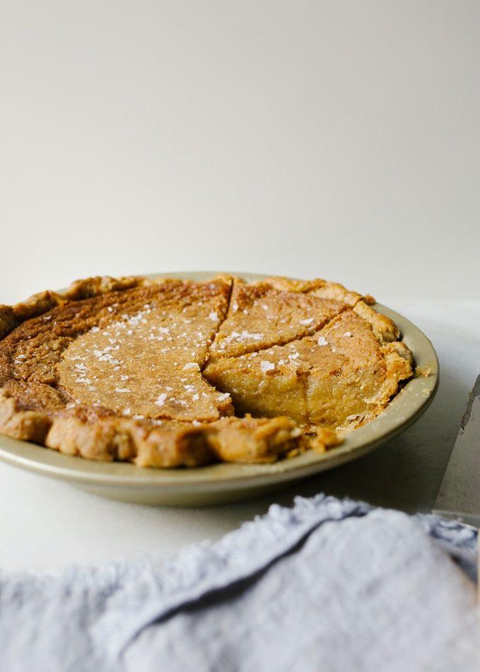 Salted Maple Pie Recipe Food Recipes Dessert Recipes Food