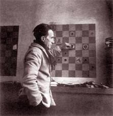 Marcel Duchamp e xadrex