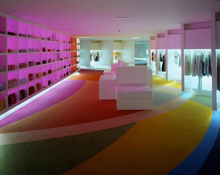 Escuela ADR Moda.Custo shop, madrid