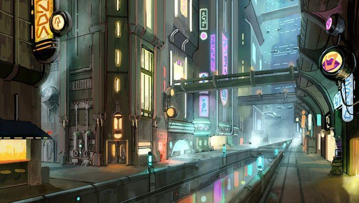 level concept art - Pesquisa Google